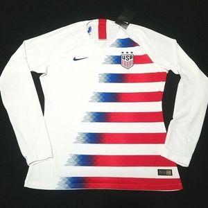 Nike USA Vaporknit Women's Soccer Home Jersey